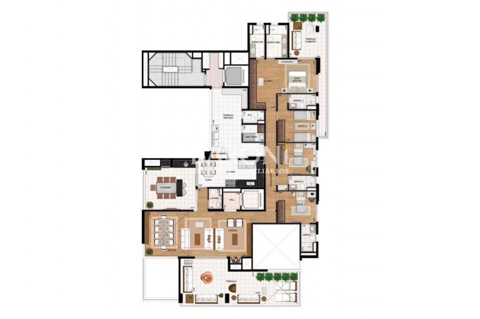 Apartamento - AclimaÇÃo