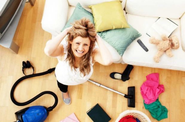 Como arrumar a casa